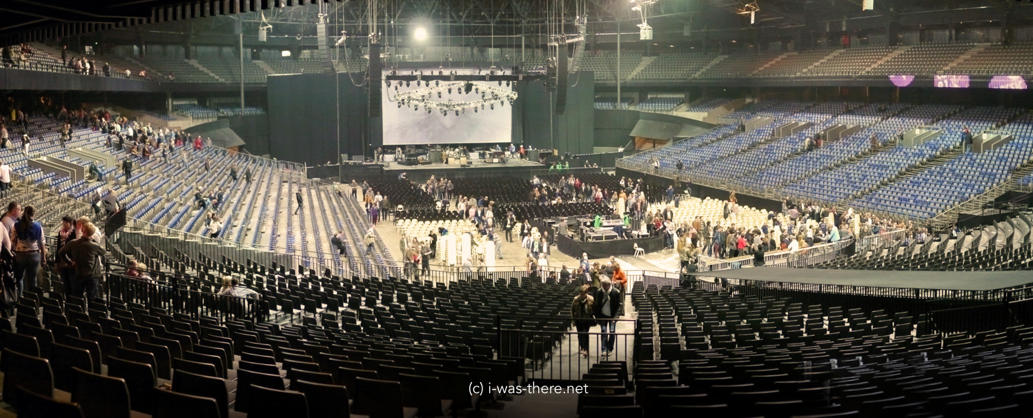 salle concert anvers