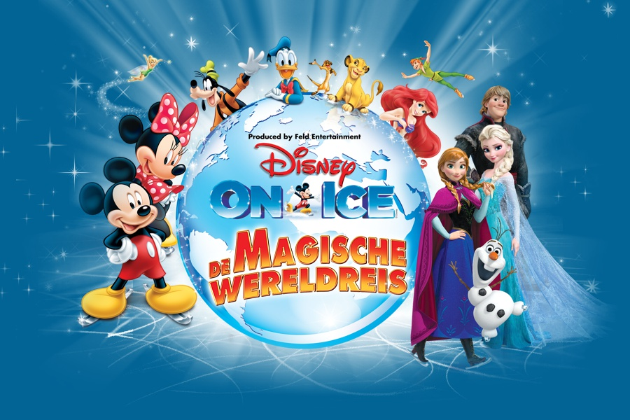 Celebrate what's possible as five Disney heroines spark the courage inside us all at Disney On Ice presents Dare To Dream! In her Disney On Ice debut, see how far Moana goes on a quest with demigod Maui to save her island and find her own identity.